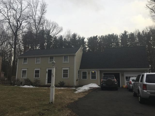 Roof Replacement in Canton, CT