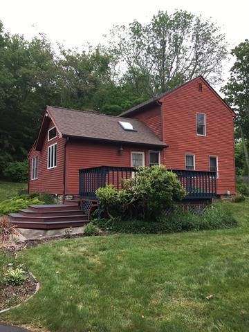 27-Year-Old Colonial Roof Replacement in Ivoryton, CT