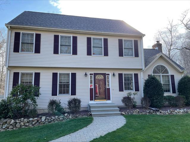 Clinton, CT Colonial Roof Replacement