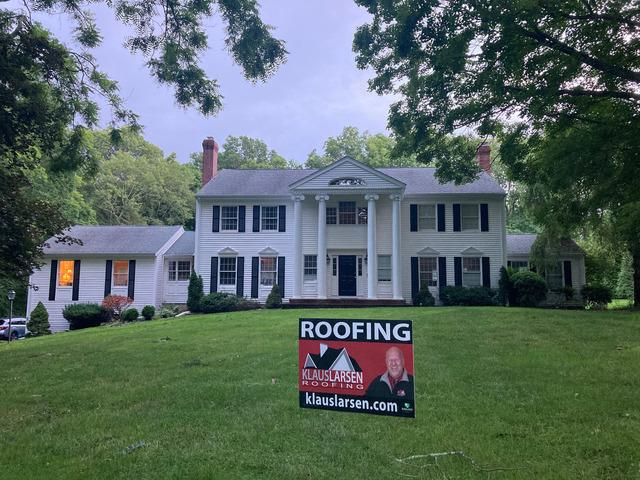 Majestic Colonial Roof Replacement in Madison, CT