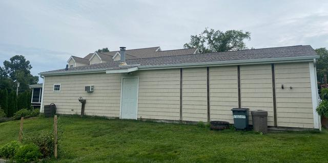 Detatched Garage Replacement in Pomfret Center, CT