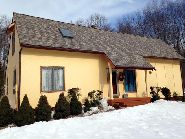Full Winter Roof Replacement in Hebron, CT