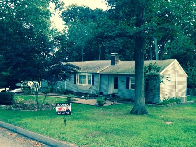 Full Roof Replacement in Gales Ferry, CT