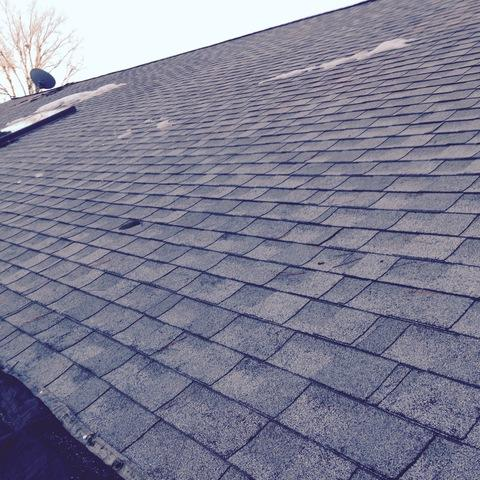 Winter Roofing Project in West Hartford, CT