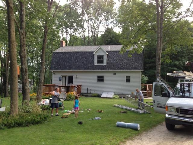 Lebanon, CT Roof Installation