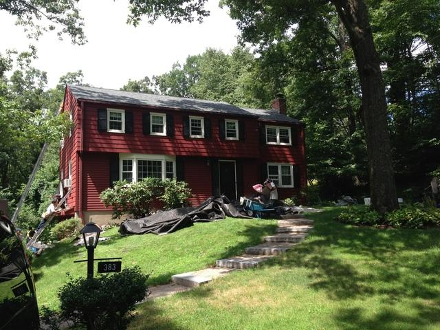 Glastonbury, CT Roof Replacement