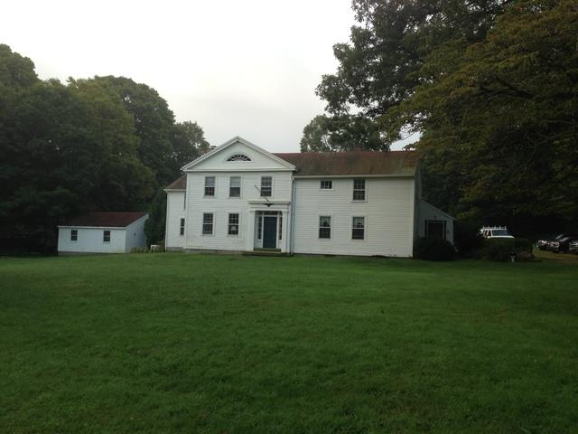 Roof Replacement in Franklin, CT