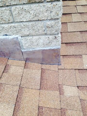 How We Fix a Chimney Flashing in Oakdale, CT