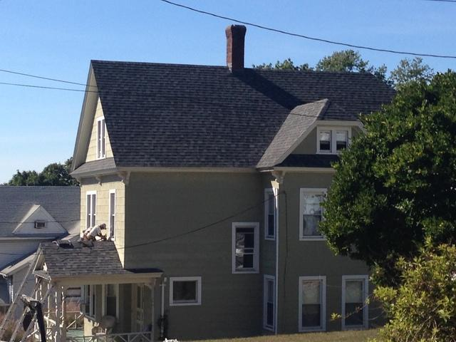 Multi-family Roof Replacement Groton, CT