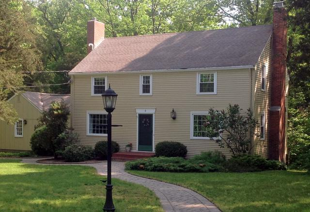 Roof Restoration for a Colonial in South Glastonbury