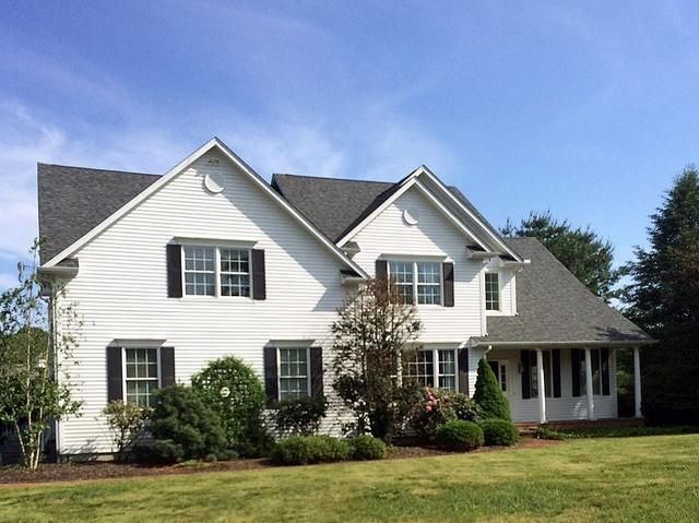 Replacement of a Leaky Roof in Newtown, CT - After Photo