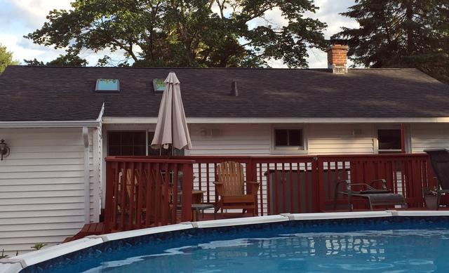 Gutter and Roof Replacement in Southington, CT