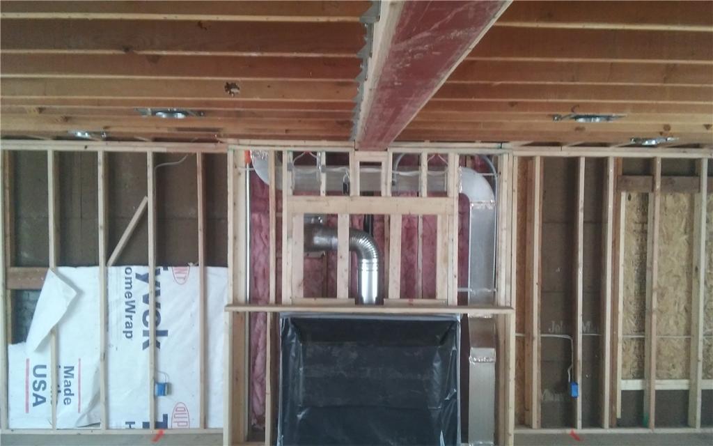 Spray Foam Insulation in Bloomfield Hills Michigan - Before Photo