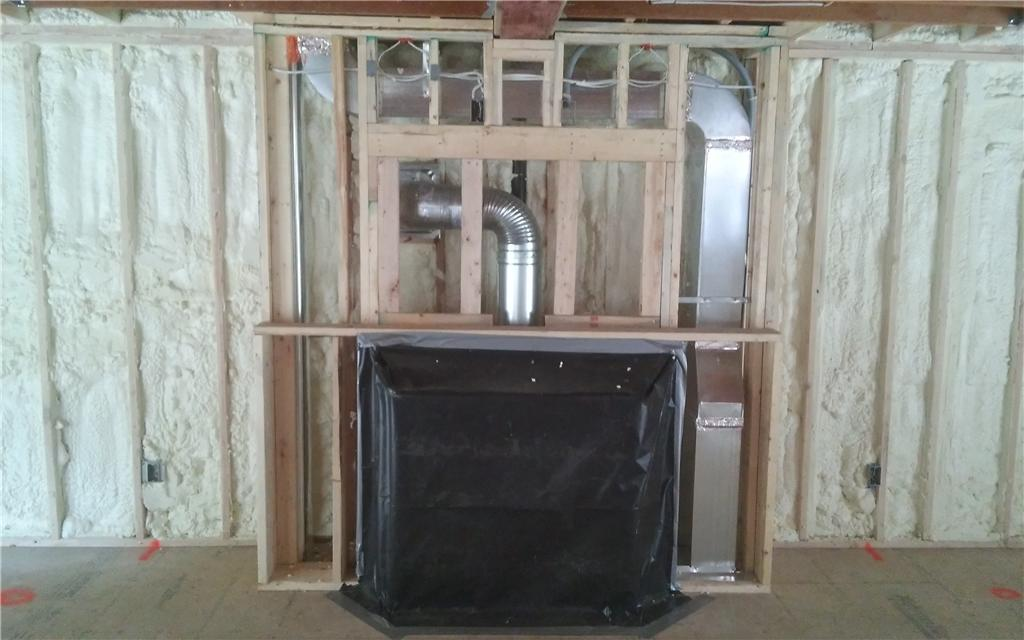 Spray Foam Insulation in Bloomfield Hills Michigan - After Photo