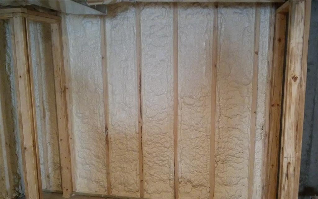Spray Foam Insulation in South Lyon, Michigan - After Photo