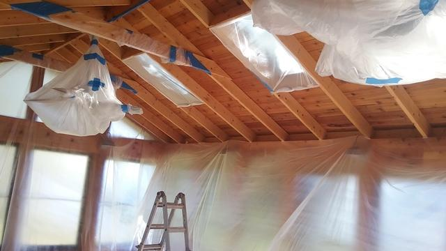 Spray Foam Insulation in Ann Arbor, Michigan