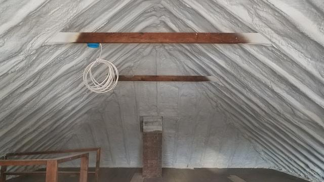 Spray Foam Insulation in Detroit, MI - After Photo