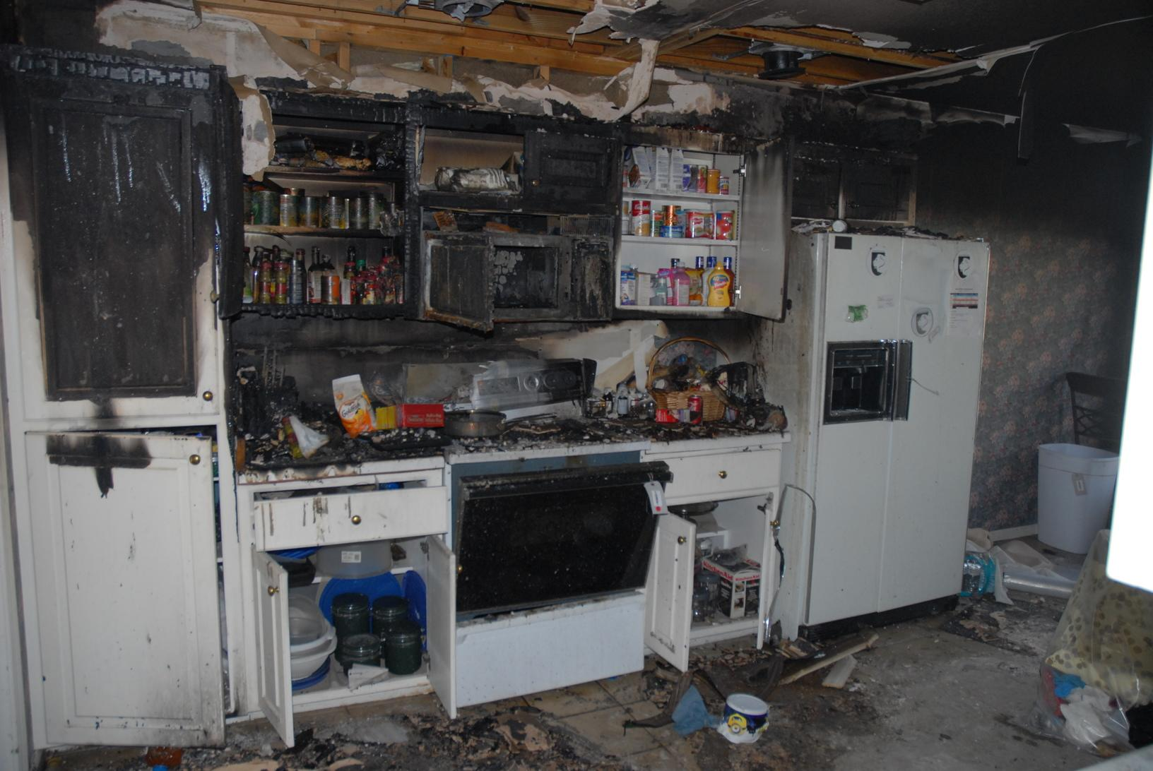 House Fire in Alabaster, AL - Before Photo