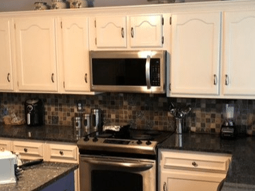 Kitchen Fire in Pleasant Grove, AL - After Photo