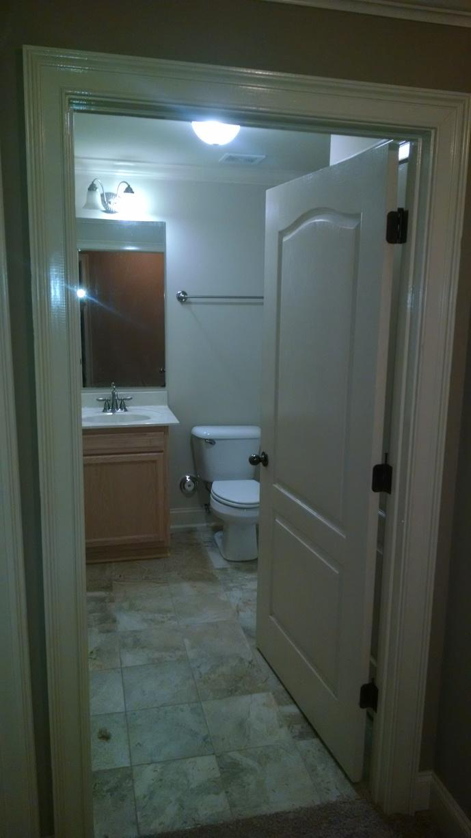 Project: Water Damage in Trussville, AL - After Photo