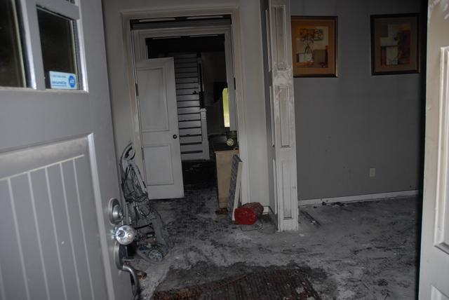 Kitchen Fire - Before Photo