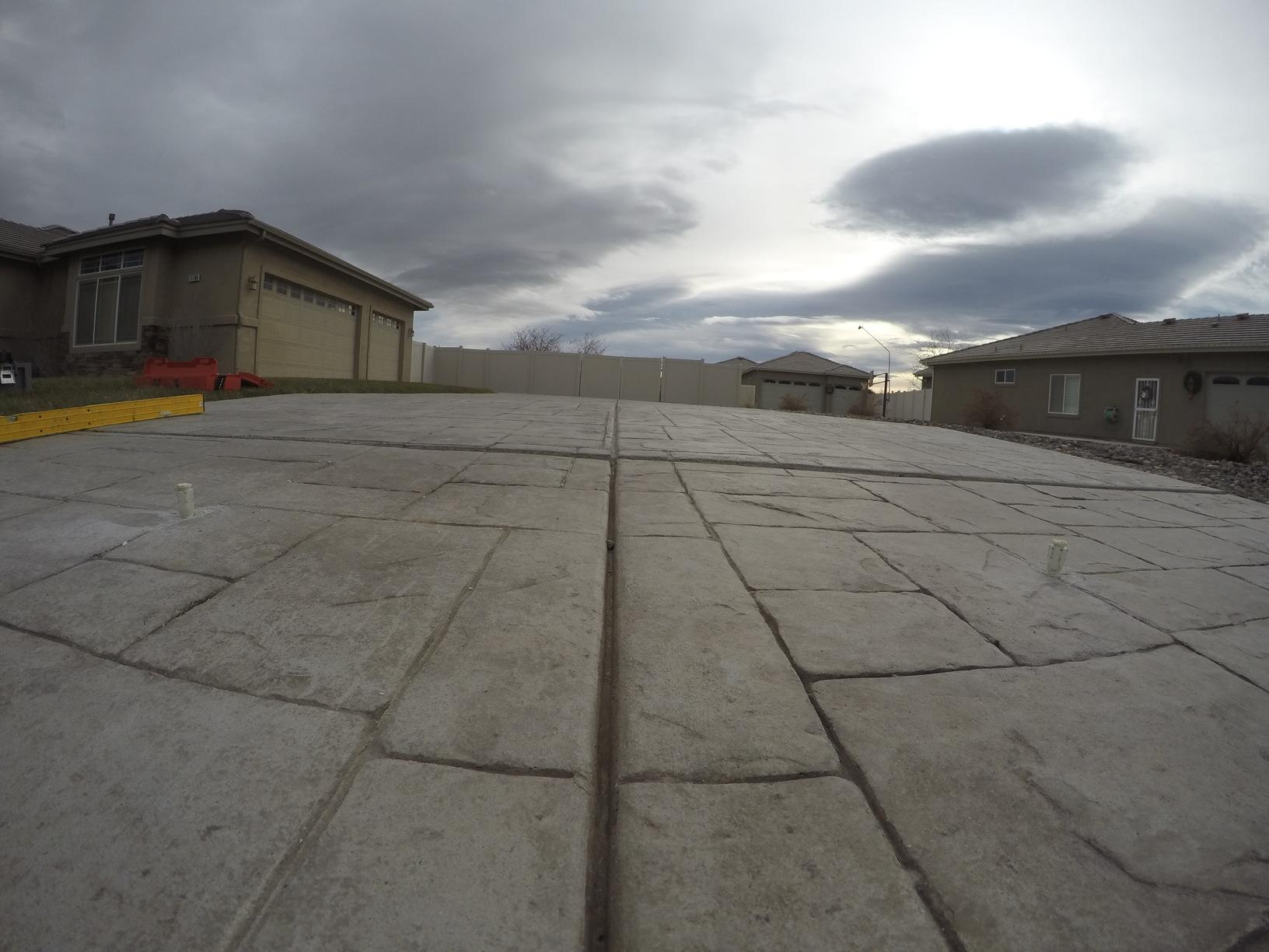 Driveway Repair in Spanish Springs, NV 89441 - After Photo