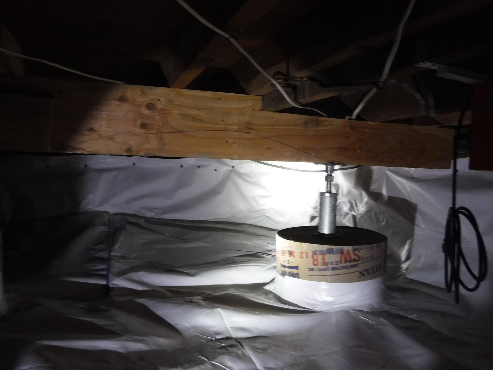 Sagging Floor Repair in Sparks, NV - After Photo