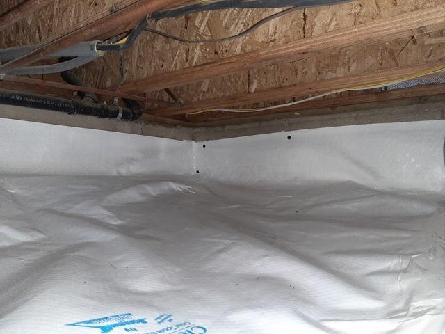 Fallen Insulation