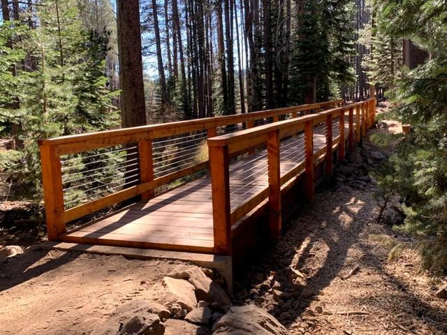 Lake Tahoe New Bridge - After Photo