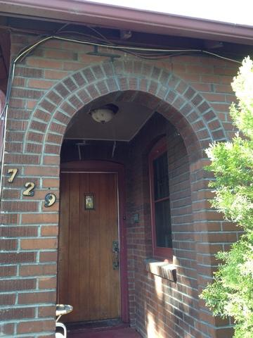 Brick Arch Repair in Reno, NV