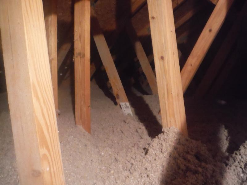 Attic Insulation in Washington D.C. - After Photo