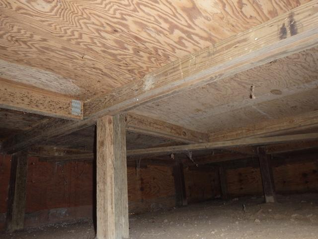 Spray Foam Insulation in Fort Washington, MD - Before Photo
