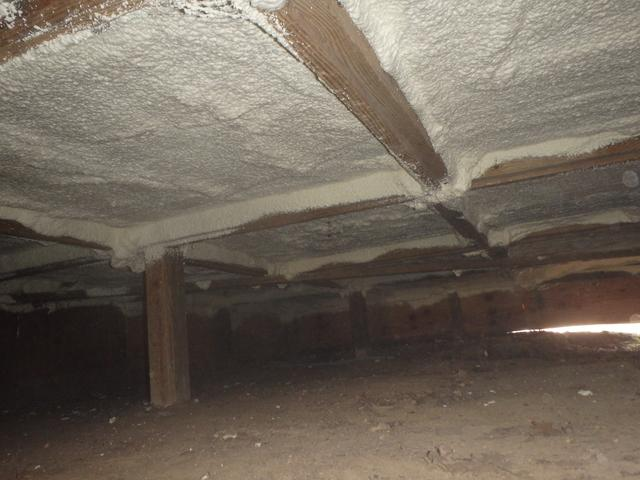Spray Foam Insulation in Fort Washington, MD - After Photo
