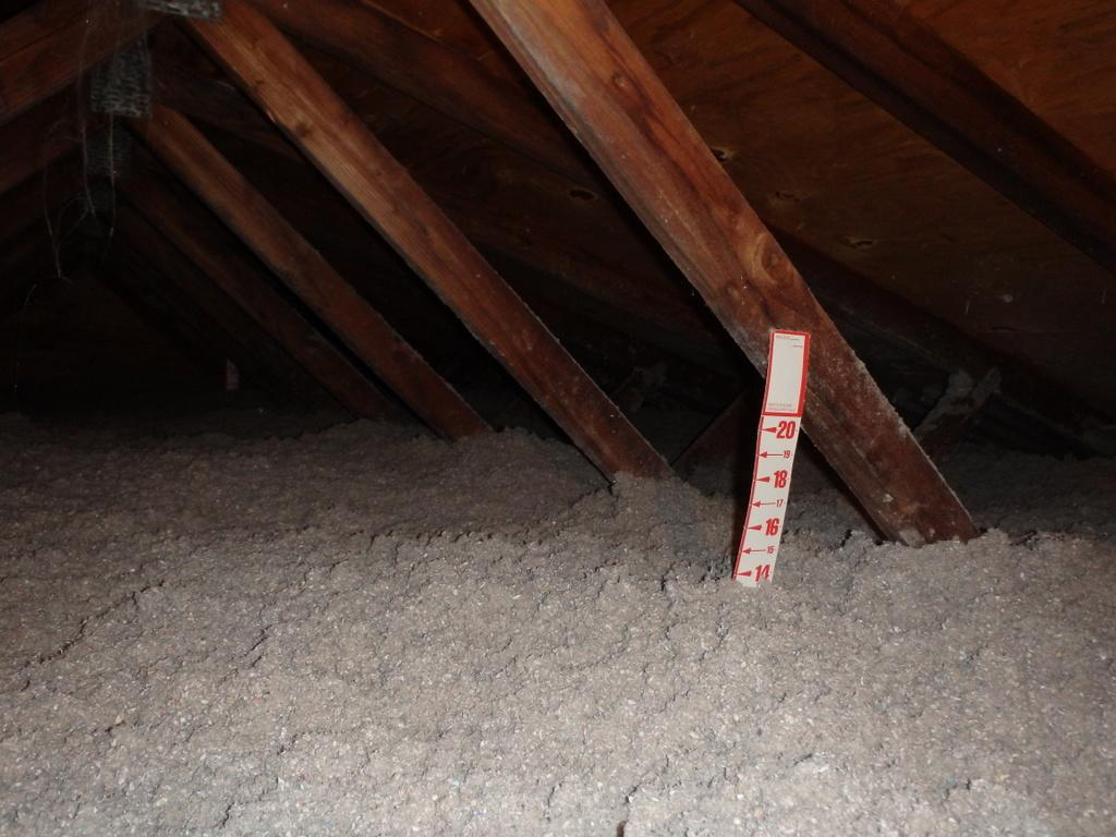 Attic Insulation in Bethesda, MD - After Photo