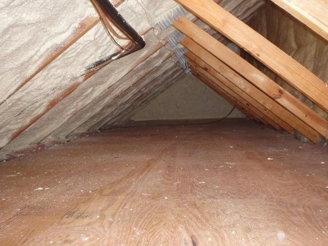 Insulate Room Over Garage, Owings, MD
