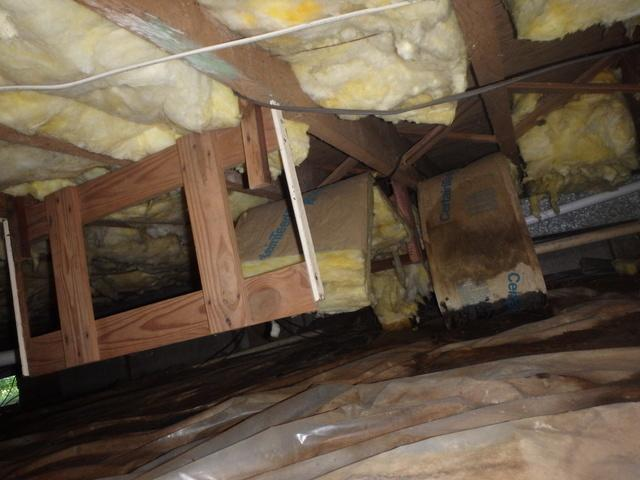 Crawl Space Upgrade in Deale, MD