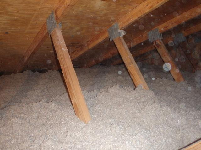 New Attic Cellulose Insulation Installation in West River, MD