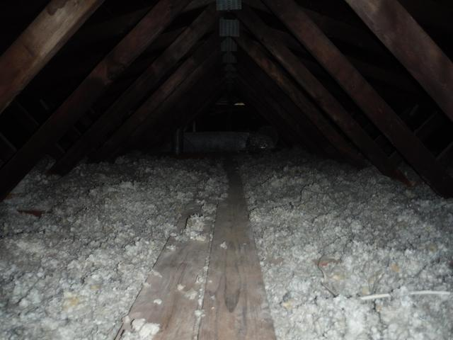 New Attic Insulation in Hyattsville, MD