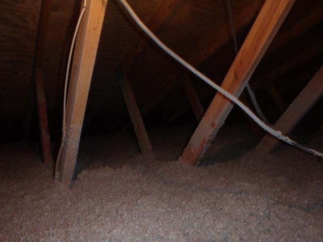Attic Cellulose Insulation in Lexington Park, MD