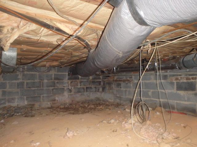 Crawlspace Encapsulation in Bethesda, MD