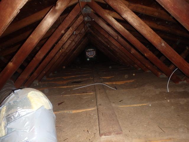 New Cellulose Insulation Install in Port Republic, MD