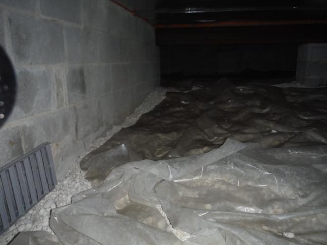 New Vapor Barrier Install in Glenn Dale, MD