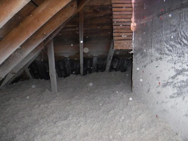 Blown In Cellulose Insulation in Benedict, MD