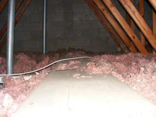 Cellulose Attic Insulation in Gambrills, MD