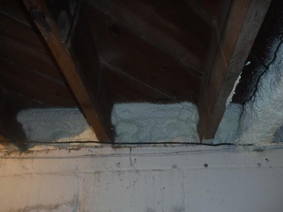 Air Seal Basement in Glen Burnie, MD - After Photo