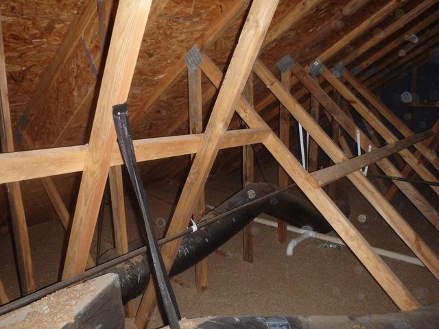 Cellulose Attic Insulation in Lothian, MD