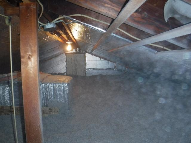 Attic Air Sealing in Mechanicsville, MD