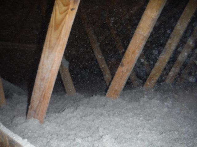 Attic Air Sealing Cools Down House in Waldorf, MD