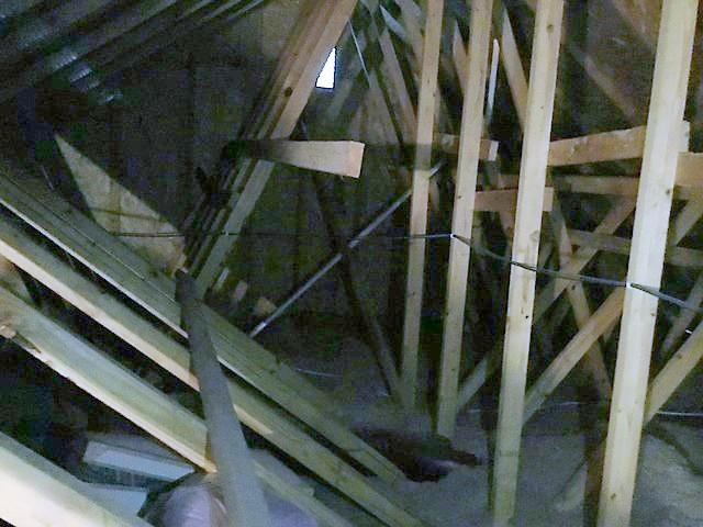 Attic Cellulose Insulation in Bowie, MD