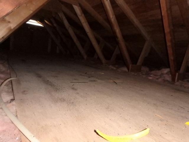 Attic Insulation Increases Comfort in Indian Head Home